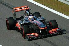 Formel 1 - Wunsch: Ein problemloses Rennen: McLaren Vorschau: Japan GP