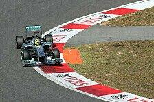 Formel 1 - Beeindruckende Longrun-Pace: Rosberg visiert das Podest an