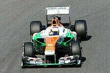 Formel 1 - Punkte sind das Ziel: Di Resta: Rennen wichtiger als Qualifying
