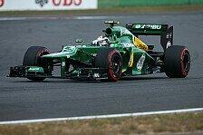 Formel 1 - Auf der Jagd nach Marussia: Caterham Vorschau: Indien GP