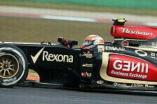 Formel 1 - Lob f�r Grosjean: Alan Permane