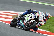 Superbike - Cluzel machte einen gro�en Fehler: Philippe mit Bremsproblem auf neun