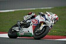 Superbike - Es wird: Leon Haslam