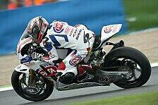 Superbike - Haslam fand den Schl�ssel: Fabrizio hat viel gelernt