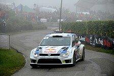 WRC - Vierkampf um den Sieg: Latvala f�hrt , Neuville weit zur�ck