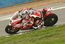 Superbike - Badovini konnte Pace nicht halten: K�rperliche Beschwerden bei Ducati