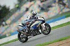 Superbike - Podestpl�tze au�er Reichweite: BMW hatte in Magny-Cours Probleme