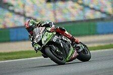 Superbike - Keine Rechenspiele in Jerez: Titelfavorit Sykes: Wir sind gewappnet