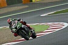 Superbike - Nicht unter Druck: Tom Sykes