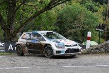 WRC - Drama in Frankreich: Ogier �bernimmt die Spitze, Loeb raus