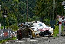 WRC - Nachteile f�r den F�hrenden: Sordo bef�rchtet in Spanien taktische Spielchen