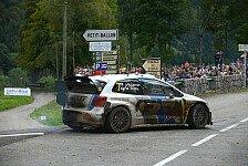 WRC - Die Stimmen nach Tag drei