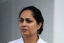 Formel 1 - Herausforderung Abu Dhabi: Monisha Kaltenborn