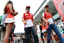 Formel 1 - Der rote Trickser: Video-Wochenende - Magier Fernando Alonso