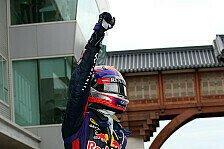 Formel 1 - Bilderserie: Korea GP - Fahrer-Analyse