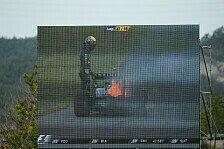 Formel 1 - Halb so wild: Analyse: Der Feuerwehrauto-Vorfall in Korea