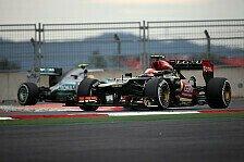 Formel 1 - Platz drei im Visier: Boullier: Druck bei Mercedes und Ferrari