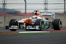 Formel 1 - Nerv�s und schwierig: Di Resta entschuldigt sich bei Force India