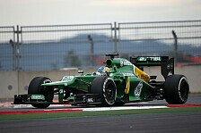 Formel 1 - Man muss mutig sein: Caterham Vorschau: Japan GP