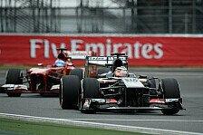 Formel 1 - Bereit f�r ein Top-Team: Herbert: H�lkenberg ist ein Kracher