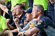 Formel 1 - Fokus auf Sieg: Red Bull ging es in Japan nie um den Titel