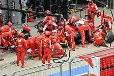 Formel 1 - Ferrari gibt den Ton an: Korea GP: Die Boxenstopp-Analyse