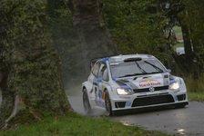 WRC - Latvala will Platz zwei: Wales: Punktet Ogier zum ersten Mal?