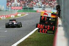 Formel 1 - Pirelli arbeitet hart: Domenicali berichtet von weniger Marbles