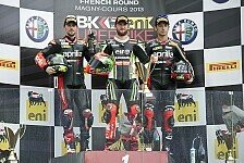 Superbike - Bilder: Frankreich - 13. Lauf