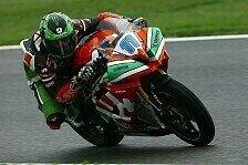Motorradsport - SSP - Weltmeister Lowes überlegen auf der Pole
