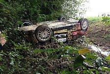 WRC - Bilder des Jahres: Unf�lle
