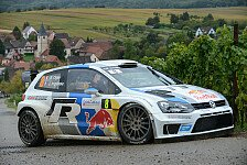 WRC - Die Mischung macht's: Vorschau Rallye Spanien