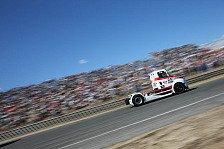 Motorsport - Bilder: Ellen Lohr bei der Truck EM in Jarama