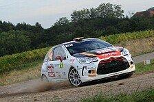 WRC - Nicht den Kopf in den Sand gesteckt: Riedemann mit holpriger Rallye Frankreich