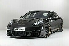 Auto - Performance & Styling-Virtuose!: Porsche Panamera Prior600 vorgestellt