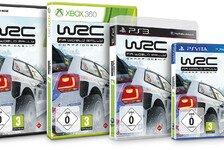 Games - Junior WRC erstmals mit dabei: Packshots zu WRC4 ver�ffentlicht
