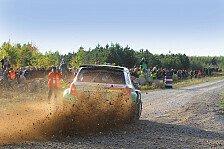 DRM - Vater von WRC-Pilot Jari-Matti Latvala am Start: Lausitz: Top-Starterfeld beim Schotter-Festival