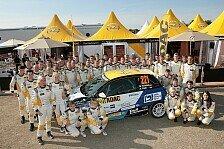 ADAC OPEL Rallye Cup - Youngster k�mpfen um die F�rderung von ADAC und OPEL: Wer wird F�rderpilot des Rallye Junior Team?
