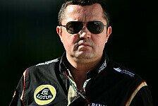 Formel 1 - Whitmarsh vor dem Aus: McLaren: Boullier neuer Renndirektor