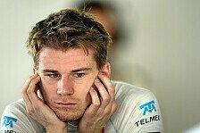 Formel 1 - Hoffnung geht verloren: H�lkenberg: Lotus verliert Glaubw�rdigkeit