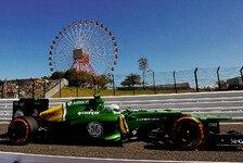 Formel 1 - Die beste Strecke der Welt: Van der Garde: Ein frustrierender Tag