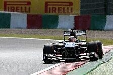 Formel 1 - Es gibt nichts Neues: H�lkenberg schmunzelt �ber Ger�chte