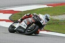 Moto2 - Deutliche Steigerung: Schr�tter schafft Sprung auf Rang zw�lf
