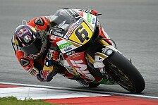 MotoGP - Kein Start am Sonntag: Bradl erleidet Kn�chelbruch