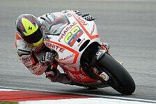MotoGP - Mit R�ckenwind ins Unbekannte: Pramac: Aspar zur�ck�berholen