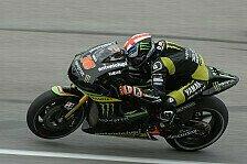 MotoGP - Rang vier in beiden Freien Trainings: Tech3 Yamaha: Crutchlow und Smith starten stark