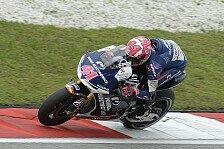 MotoGP - Gro�e Probleme bei De Puniet: Espargaro in Sepang starker Neunter