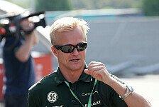 Formel 1 - 2014 ist akkurates Feedback gefragt: Keine weiteren Freitagseins�tze f�r Kovalainen
