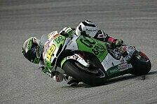 MotoGP - Vergangenheit als zus�tzlicher Antrieb: Bautista: Mindestens Rang sechs halten