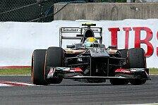 Formel 1 - Sein Speed stand nie zur Diskussion: Sauber prophezeit Gutierrez lange F1-Karriere